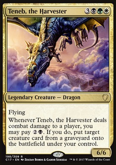 Teneb, the Harvester